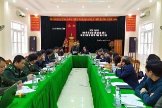 Ban quản lý VQG Phong Nha - Kẻ Bàng tổ chức Hội nghị tham vấn đối với dự thảo quy chế quản lý, bảo vệ Di sản thế giới VQG Phong Nha - Kẻ Bàng
